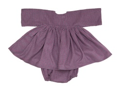 Bloomer en velours | 12/18m | 17 €