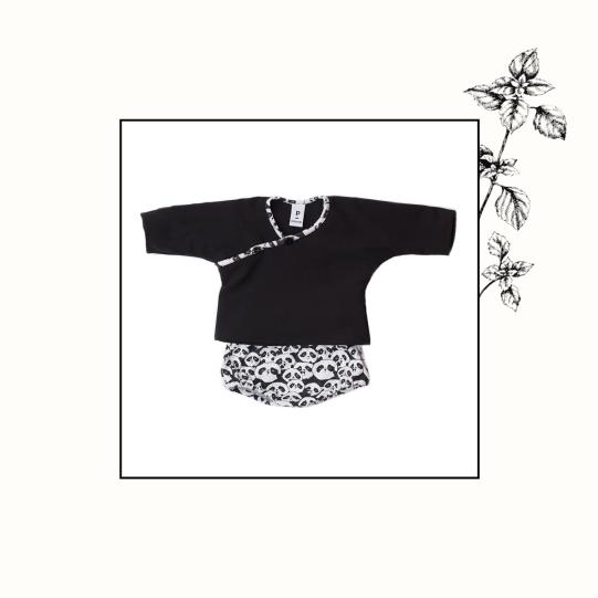 Ensemble kimono + bloomer | 3mois, 12mois | 39€
