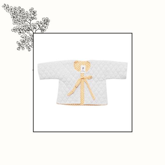 Veste kimono doublée | 3mois | 49€