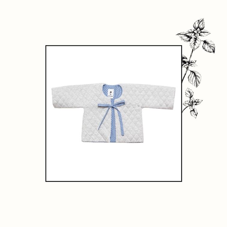 Veste kimono doublée | 6 mois | 49€