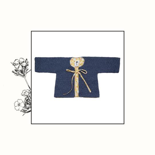 Veste kimono doublée | 12mois | 49€