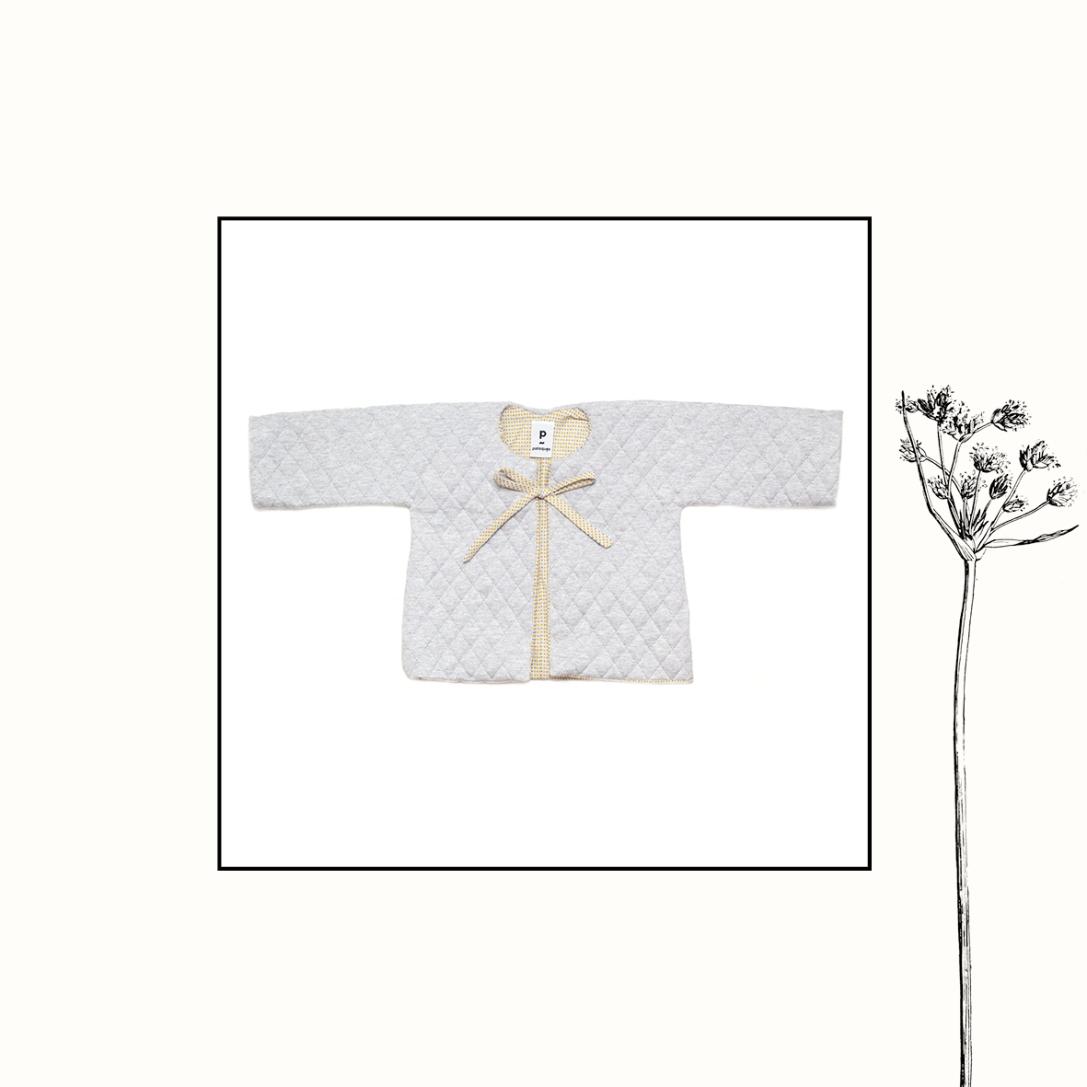 Veste kimono doublée   18 mois   49€