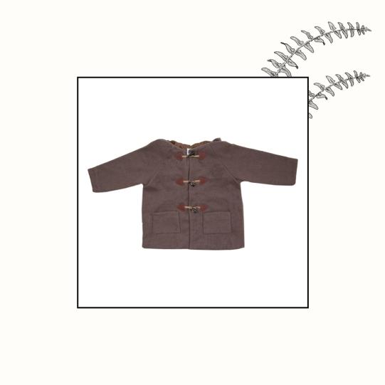 Manteau doublé | 6 ans | 59€